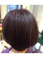 髪質改善で柔らかいしなやかな髪に!