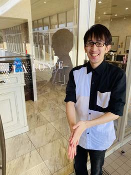 プロフィール写真、更新しましたー!川村Asami_20200202_3
