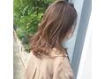 ワイビー グリーン リル(y.be green rel)髪を下ろす季節がきました!