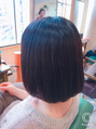 ★梅雨に大人気!髪質改善メニュー★