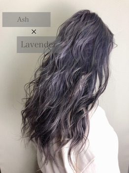 この冬一押し☆ Lavender Ash_20191120_1
