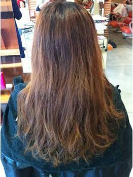 お客様before&afterパサついて見える髪を艶髪へ_20180204_1