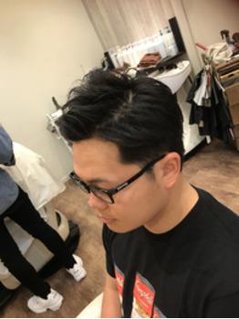 短髪_20190609_1