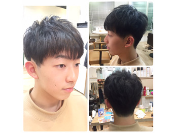MEN'S NON-NO風スタイル♪_20161130_2