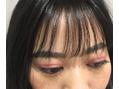 アリーズヘアー 青山(allys hair)前髪カット