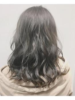 グレー系☆インナーカラー☆_20180418_1