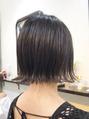 エトネ ヘアーサロン 仙台駅前(eTONe hair salon)3種のショートボブ