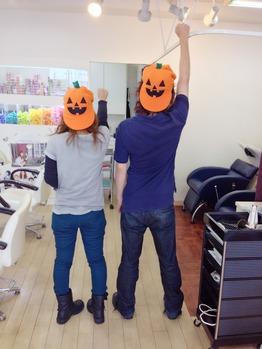 かぼちゃ隊、出動だ!!_20131019_1