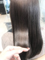 艶髪/ストレートスタイル