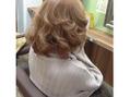 巻き髪スタイル☆