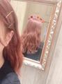 New Hair Color<3 [keys川越/本川越]