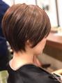 春に向けてのショートヘア☆