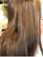 髪質改善 細胞再生 縮毛矯正 ブリーチ毛
