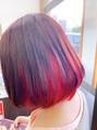 チェリー系 ピンク系カラー