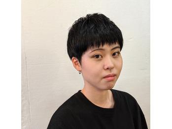女子の刈り上げ☆_20190620_4