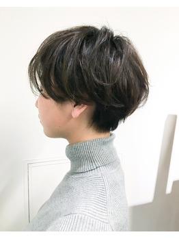 short bob × サファイアアッシュ_20180117_1