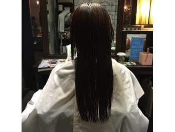 ★髪質改善通信166・バッサリカット&Roaトリ&カラー_20160110_1