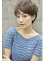 小顔効果◎ 秋のショートスタイル【MASSIVE大宮】