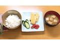☆なんと食べ過ぎ防止...てことでサカ飯(^^)☆