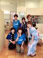 七夕祭りに合わせて浴衣営業しました!!