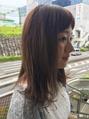 ワンレンベース ミディ (お客様photo)