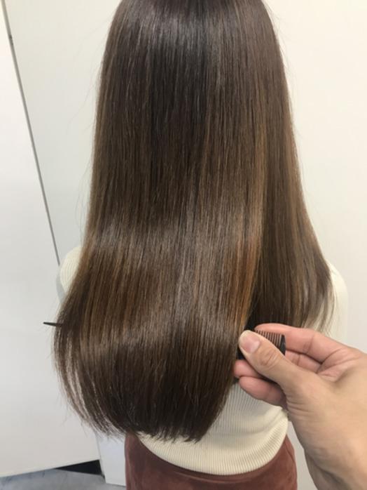 是非お試しください。髪質改善トリートメント。_20201026_4