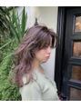 oguma hair /小顔効果upフレンチレイヤーロング