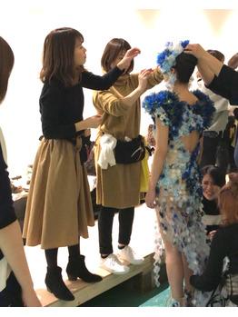 ファッションショー ☆ 4_20180204_2