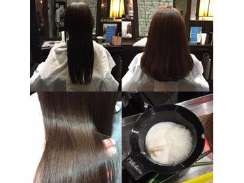 ★髪質改善通信166・バッサリカット&Roaトリ&カラー_20160110_4