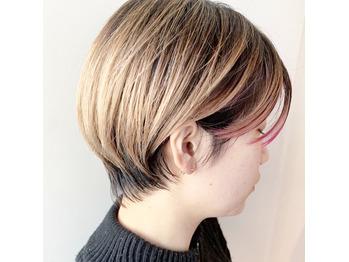 長め前髪を残して軽く耳かけするとこなれる!_20191104_1