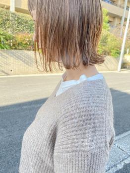 毛量が多い方でもできる☆切りっぱなしボブ_20210106_2