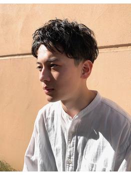 【メンズ】男前束感ショート_20191202_1