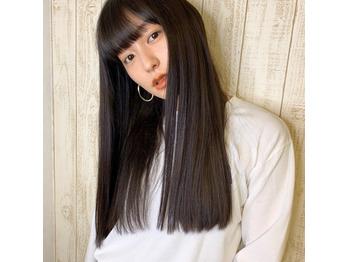 merモデル、あべりちゃん髪質改善トリートメント_20181108_1