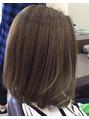 5月に向けて髪の毛の紫外線予防をしてみては?