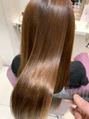 酸熱トリートメントで髪質改善しましょう