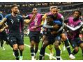 1ヶ月の死闘。フランス優勝おめでとう。。