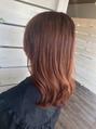 ヘアサロンアンドリラクゼーション マハナ(Hair salon&Relaxation mahana)ヘアカラーで個性を出したい方へ*