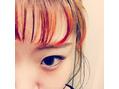 NEW前髪☆