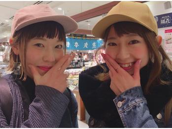 かぶっちゃいましたシリーズ☆_20170329_1