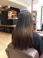 髪質改善★酸性ストレートトリートメント