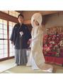 桜の結婚式