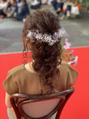 郡山女子大文化祭ヘアショー