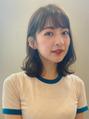 ジョエミバイアンアミ(joemi by Un ami)《joemi GOTO》人気の柔らかいミディアムヘアスタイル