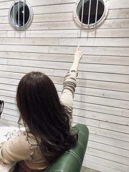 口コミ☆カットカラートリートメントでご来店^_^_20200121_2