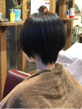 short hair 【LUXIS/立川】_20190504_3