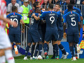 ワールドカップ閉幕