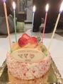 HAPPY BIRTHDAY!<新宿><理容室>