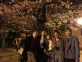 桜の季節も…