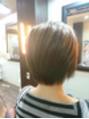 コスメ縮毛矯正+イルミナカラー