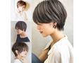 サロンズヘアー 府中店(SALONS HAIR)ショートヘアー
